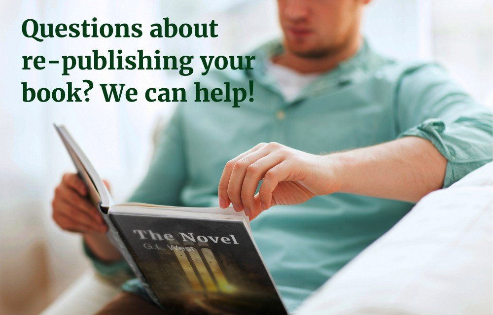 What to Expect When Planning to Relaunch Your Book
