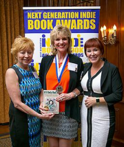 Author Named Finalist at Next Generation Indie Book Awards