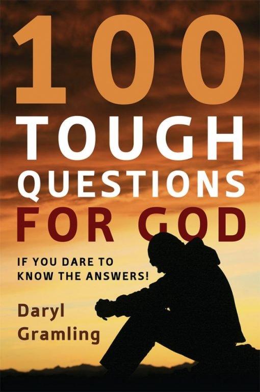 100 Tough Questions for God E-Book