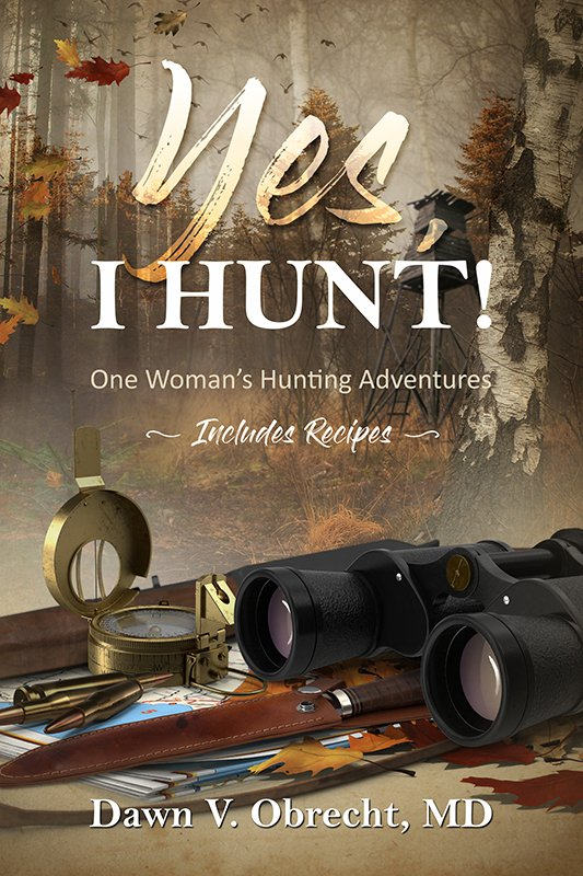 yes i hunt dawn obrecht book cover