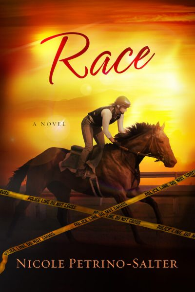"""Race"" by Nicole Petrino-Salter Book Cover"