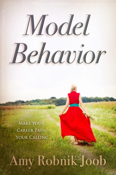 Model Behavior Front Cover-AmyJoob