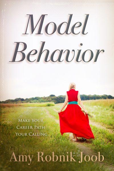 Model Behavior Front Cover-AmyJoob