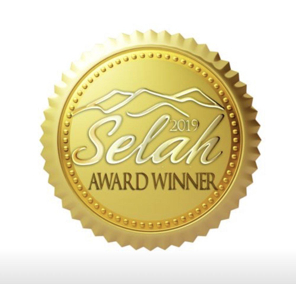Live Bold Wins Prestigious Selah Award