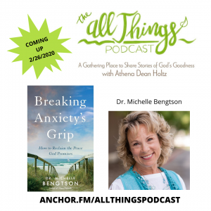 Depression & Anxiety Don't Get to Win with Dr. Michelle Bengtson – Episode 4