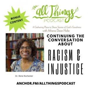 Dr. Rene Rochester Discusses Racial Injustice in Academia – Bonus Content – Episode 39