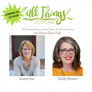 Seafaring Author and Missionary Leader Grace Fox and She Writes For Him Team Leader Shelly Brown share their amazing faith testing Romans 8:28 stories