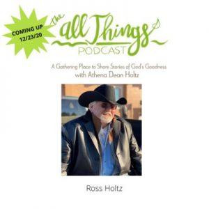 Veteran Pastor Dr. Ross Holtz Shares Defining Romans 8:28 Moments