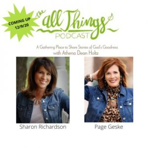 Two Redemption Press Authors Page Geske & Sharon Richardson share their Roman 8:28 stories