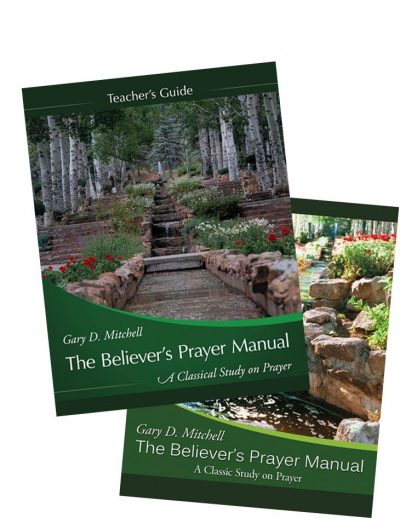 The Believer's Prayer Manual Bundle of two books