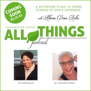 Sisters Joy Ware Miller & Dr. Jan Ware Russell Share Their Stories of Redemption