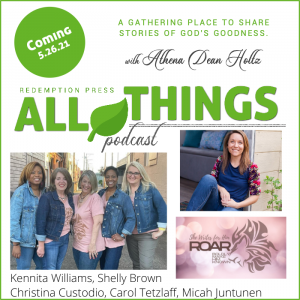 She Writes For Him: ROAR Conference Recap
