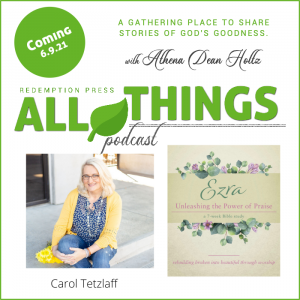 Venturing out of your comfort zone with Carol Tetzlaff