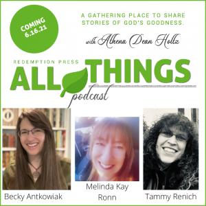 God has a plan with Becky Antkowiak, Melinda Kay Ronn & Tammy Renich