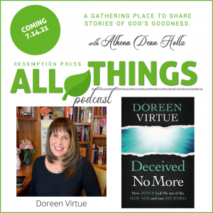 Find the answers you are seeking with Doreen Virtue!