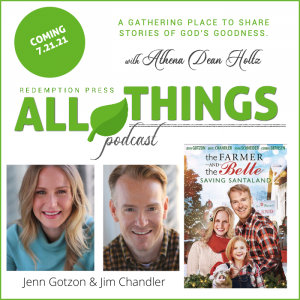 What true beauty really is with Jenn Gotzon & Jim Chandler!