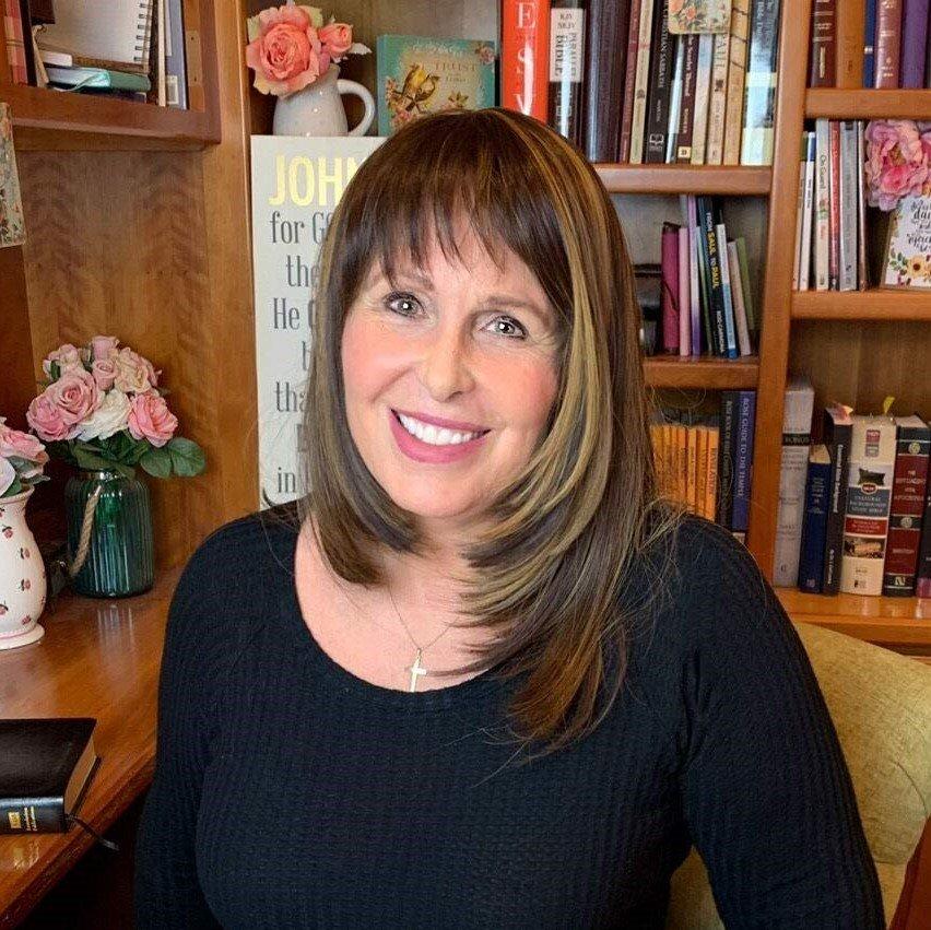 Dr. Mary Naegeli, author
