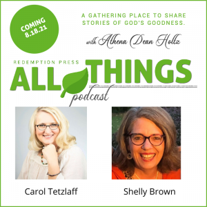 Do you have a story to tell? It's time to share it, with Carol Tetzlaff and Shelly Brown!