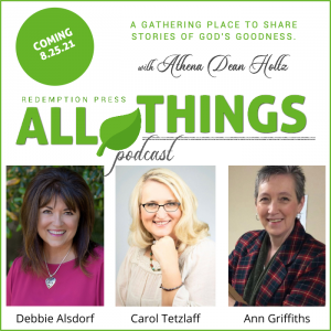 Want To Be Part of Our Community? The Tribe with Debbie Alsdorf, with Debbie Alsdorf, Carol Tetzlaff, and Ann Griffiths.