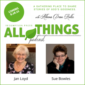 Go to the Deep Places with Jan Loyd and Sue Bowles