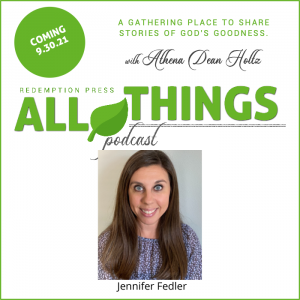 Delight in the Lord with Jennifer Fedler